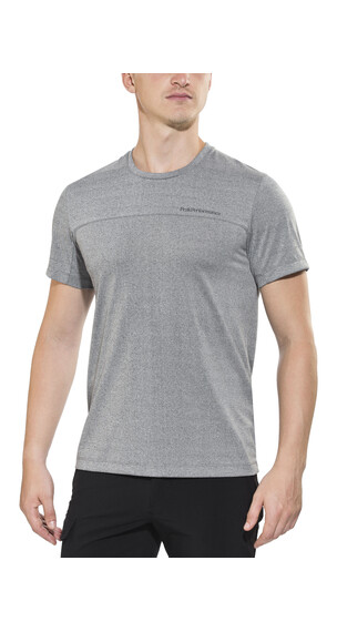 Peak Performance Bailey - T-shirt manches courtes Homme - gris